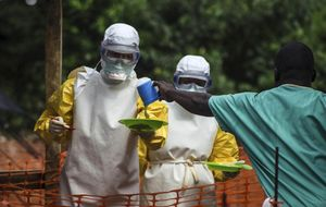 La amenaza del ébola en España no nos hace más solidarios con África