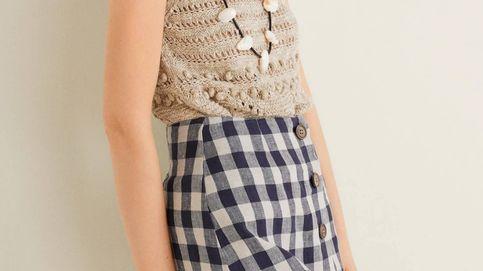 Por menos de 8 euros puedes tener la falda más vendida de Mango Outlet