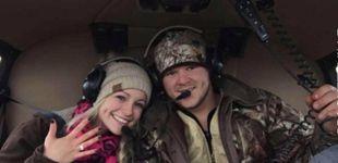 Post de Dos jóvenes mueren minutos después de casarse en un accidente de helicóptero