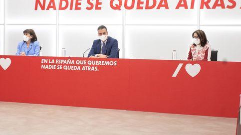 Los indultos agrandan la brecha entre PSOE y Moncloa mientras Sánchez pide valentía