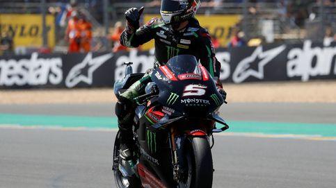 Zarco vuelve a dejar en evidencia a las Yamaha de Rossi y Viñales