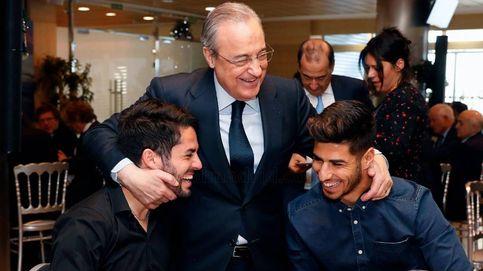 Los consejos de Florentino Pérez a Isco para tranquilizar los nervios en el Real Madrid
