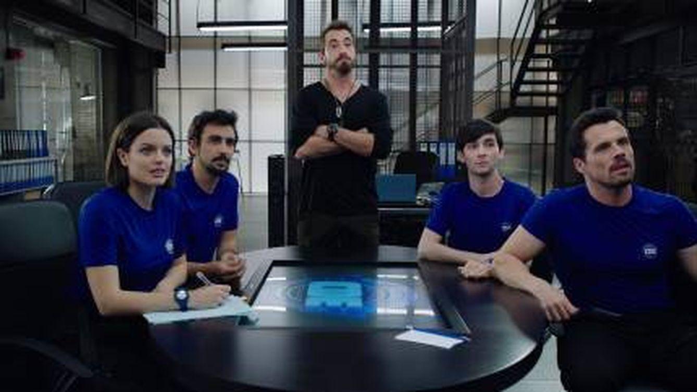 Primer teaser de 'Cuerpo de élite' en Antena 3
