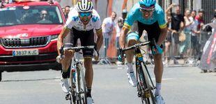 Post de La venganza de Alejandro Valverde con su amigo 'Luisle' rompe otro hito en el ciclismo