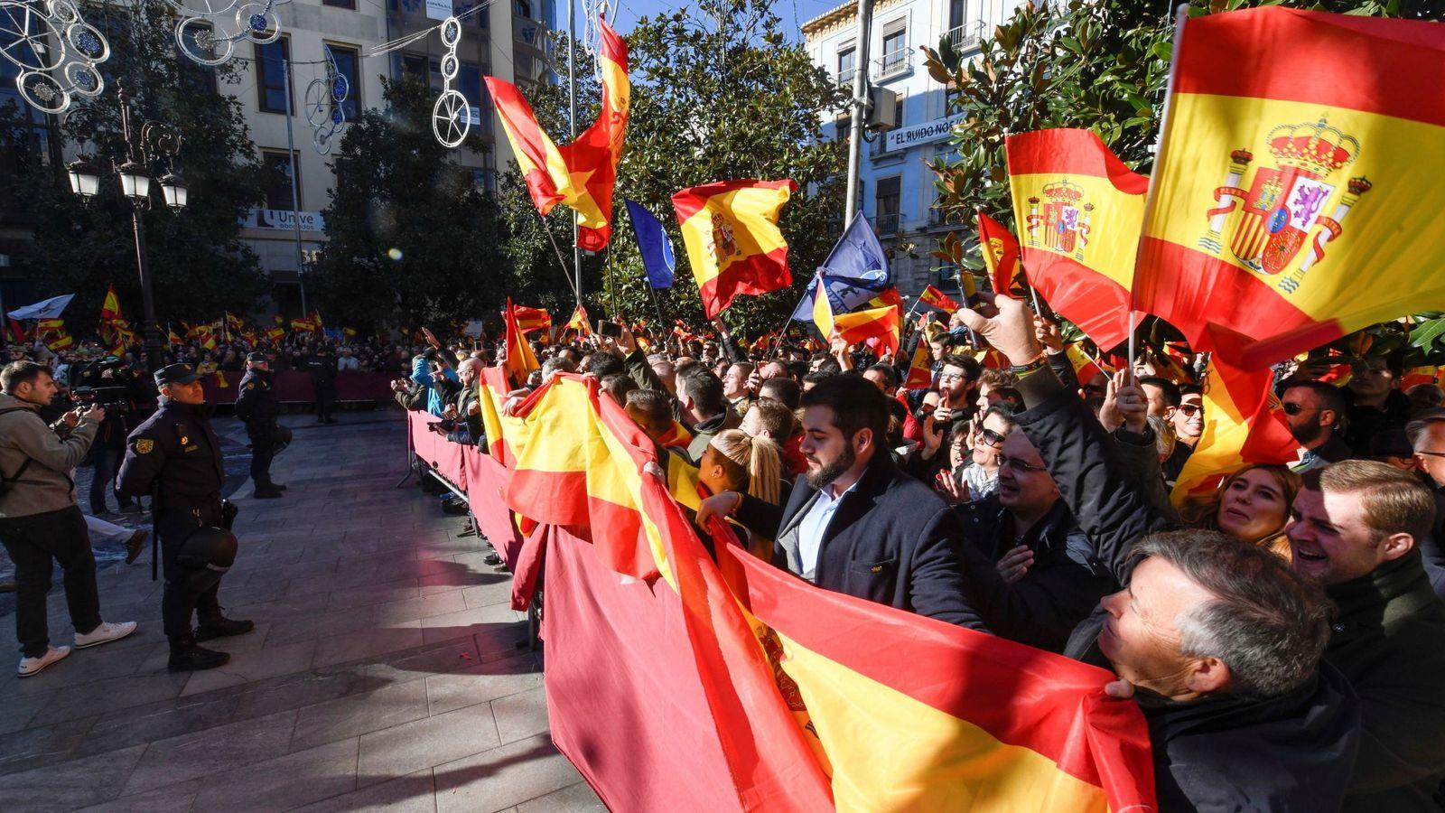 Foto: Granada celebra el 527 aniversario reconquista de la ciudad por los Reyes Católicos. (EFE)