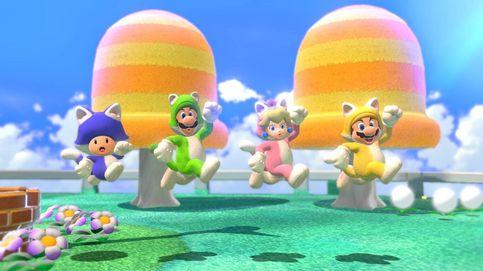Vuelve Super Mario (otra vez): cómo Nintendo está barriendo tirando de viejas glorias