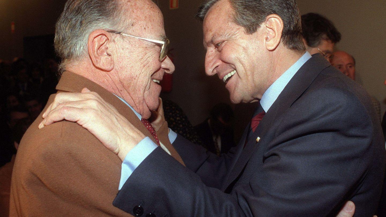 Carrillo y Suárez. (EFE)