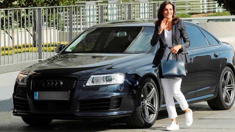 El parque móvil de Casa Real: del exclusivo Phantom al coche nuevo de medio millón