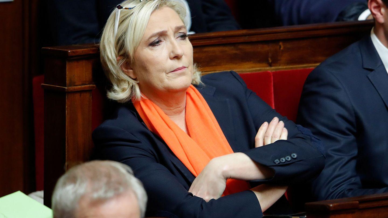 Marine Le Pen. (Reuters)