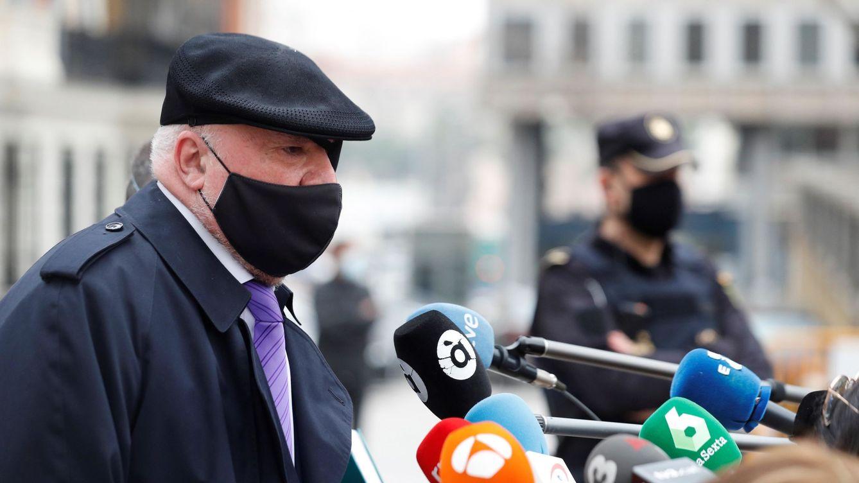 La Audiencia prevé suavizar las exigencias para mantener a Villarejo en libertad