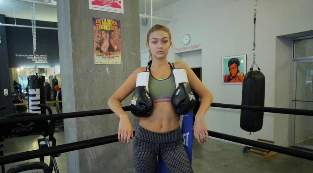 Foto: El gimnasio de las supermodelos se parece al centro 'fitness' de tu barrio