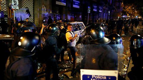 La Audiencia Nacional acepta investigar por sedición los disturbios de Barcelona