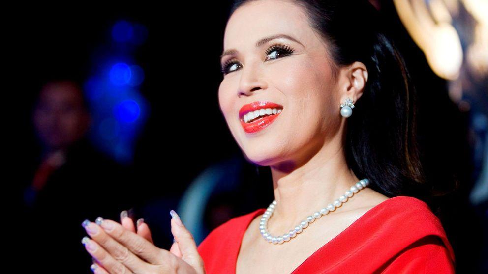 La caída en desgracia de la princesa de Tailandia, repudiada de nuevo por su familia