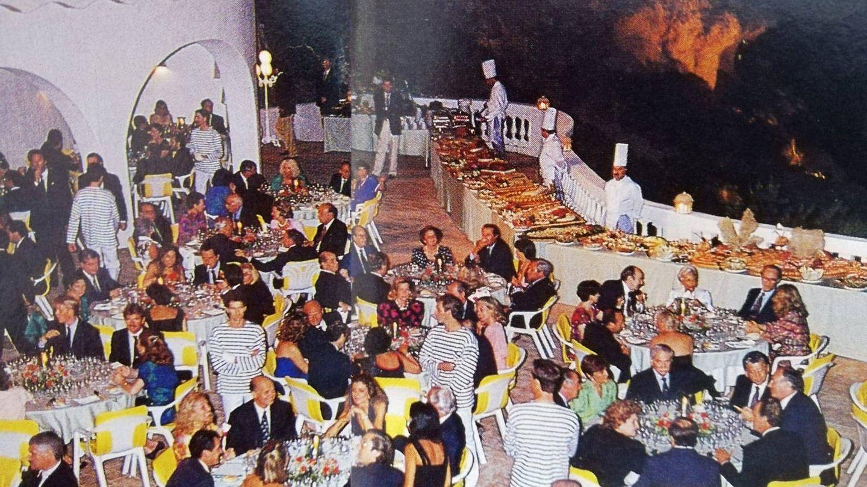 Imagen de la fiesta. (Cortesía revista 'Tiempo')
