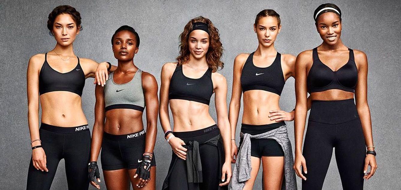 Foto: ¿Quieres estar así? No basta con entrenar, hay que comer mejor (Foto: Nike)