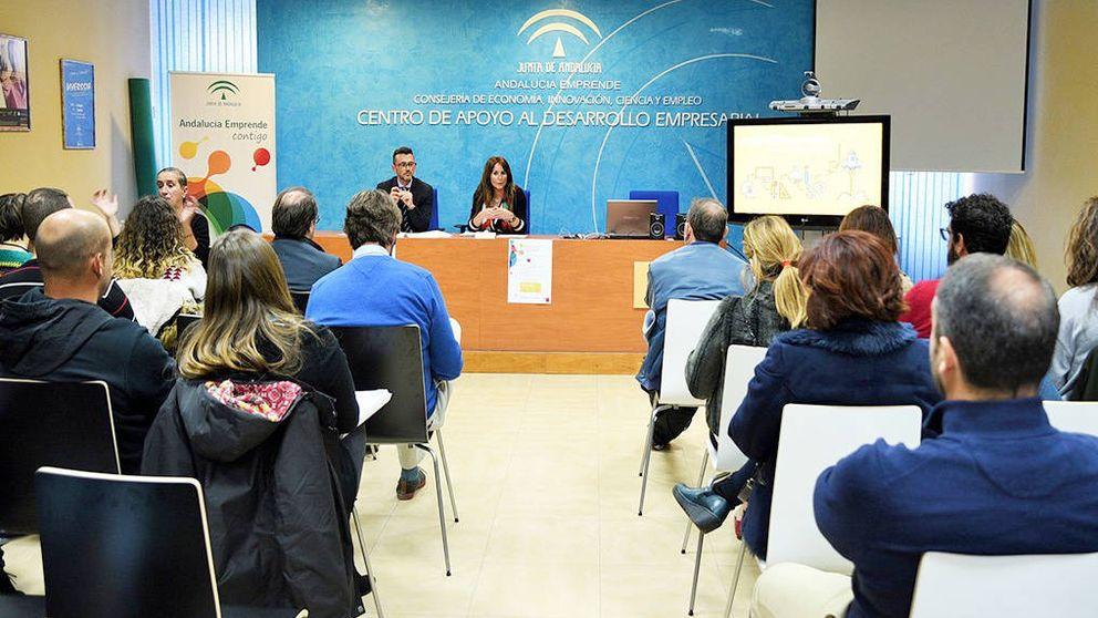 ¿Para qué sirven en Andalucía 262 centros de atención al emprendedor?