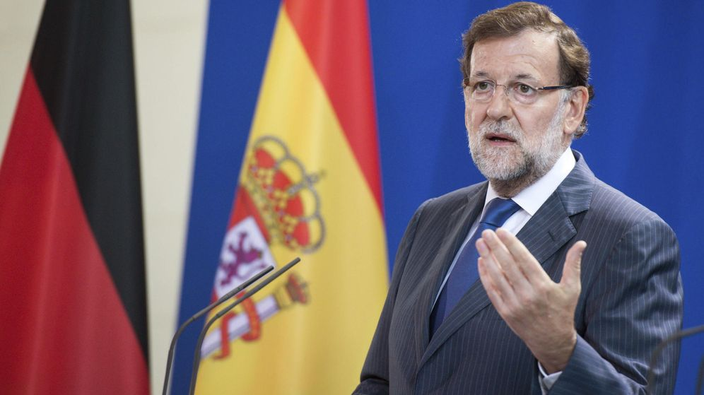 Foto: El presidente del Gobierno español, Mariano Rajoy, en una imagen de archivo. (Efe)