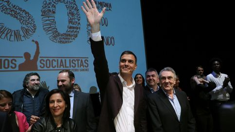 Sánchez luce apoyo de las bases sin sumar a líderes de peso en el estreno de su proyecto