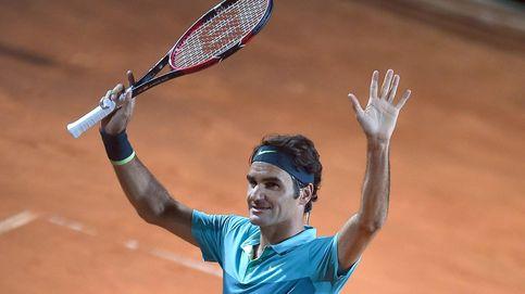 A Federer le basta una hora para deshacerse de Wawrinka y citarse con Djokovic