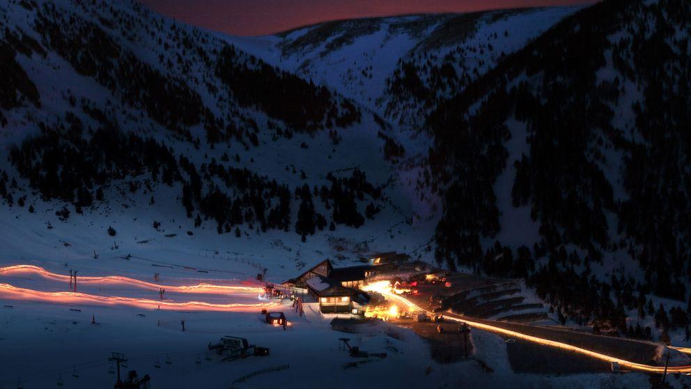 Vallter 2000: nieve para todos en Girona con vistas al Mediterráneo