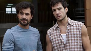 Foto: Los 'Gavilanes' dan una alegría a Antena 3