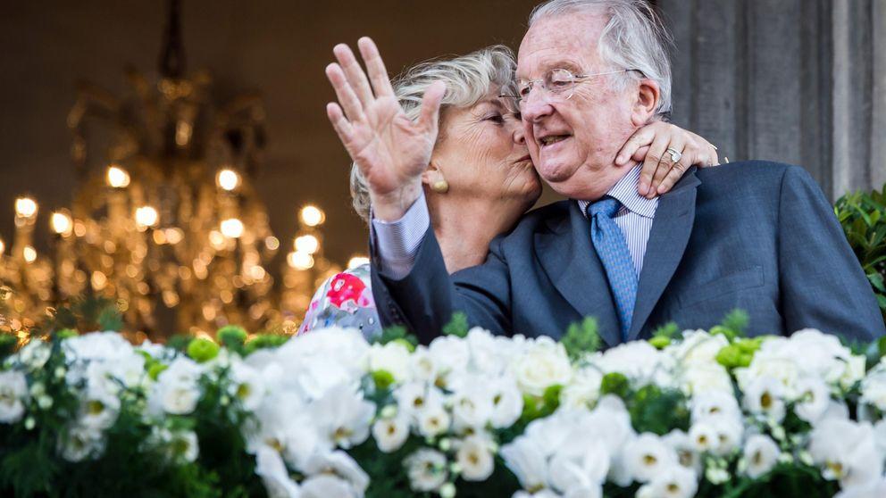 El rey Alberto II de Bélgica, operado de nuevo por un cáncer de piel en la nariz