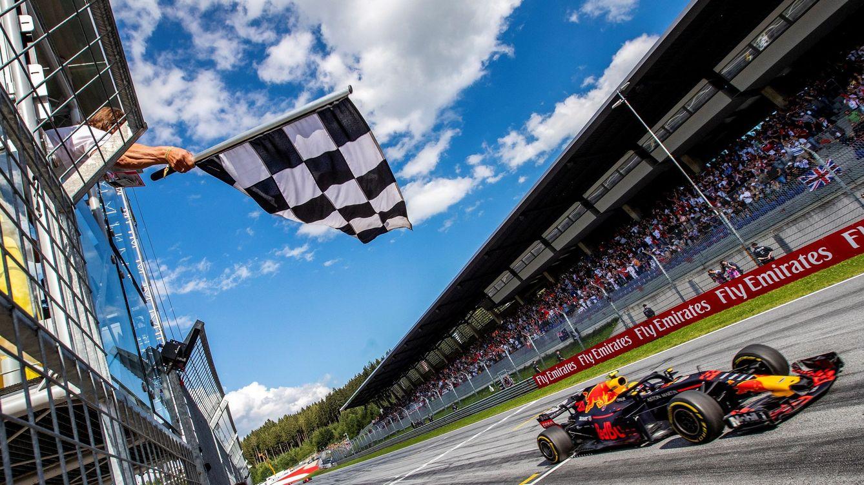 El 'milagro' de Verstappen o cómo Red Bull alucinó con sus malabares para llegar a meta