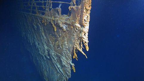 Así es el Titanic 107 años después del naufragio: el océano lo ha recuperado