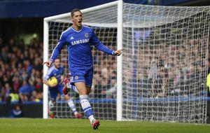 Pleno de españoles y diana de Torres en el Chelsea de Mourinho