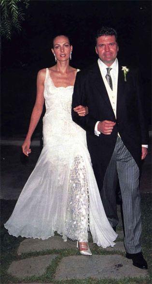 Foto: Villalonga y Abascal: matrimonio en la cuerda floja