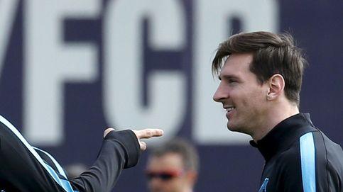 Desajustes con Luis Enrique, ausencia de Xavi… Urge hacer feliz a Leo Messi