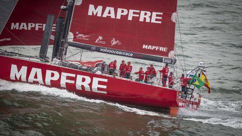 Tamara Echegoyen quiere abrir paso a la mujer española en la Volvo Ocean Race
