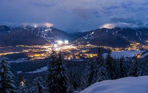 De costa a costa, la meca mundial para los esquiadores está en Canadá