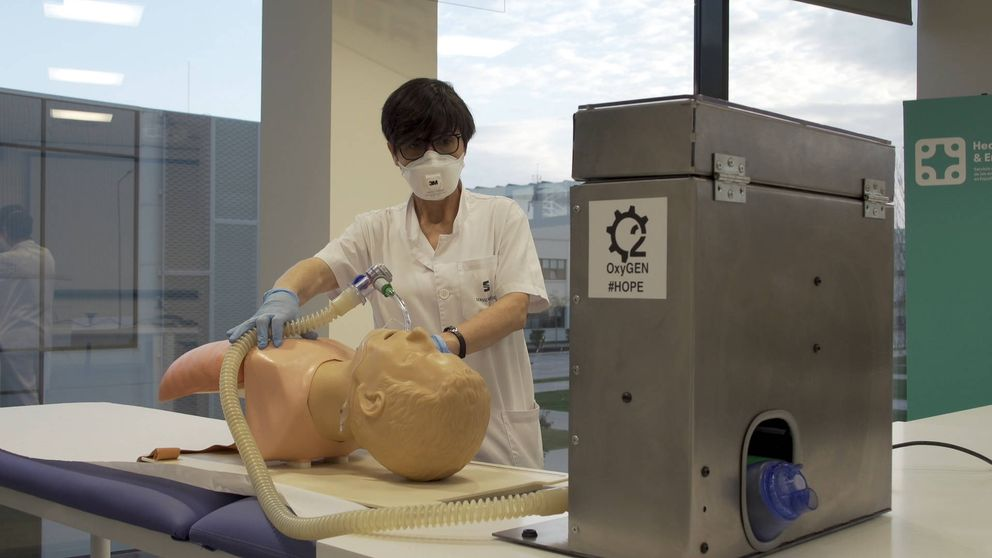De fabricar los Seat León a producir respiradores para el coronavirus