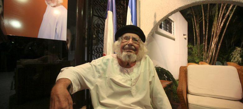 Foto: El poeta nicaragüense Ernesto Cardenal (EFE)