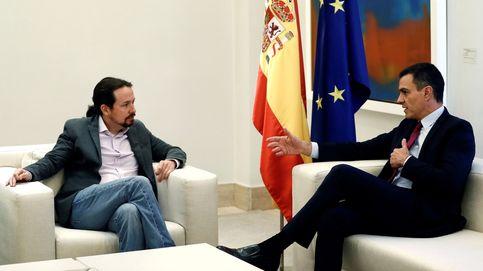 Unidas Podemos se esfuerza en vano por anteponer la agenda social a Cataluña