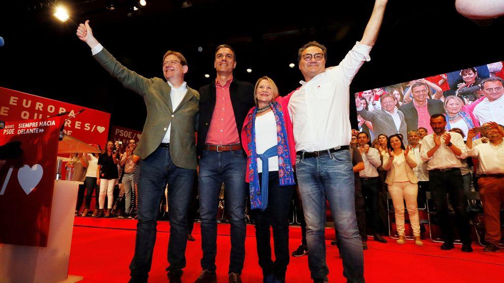 Sánchez pide un último empujón el 26-M: Un voto puede hacer decantar todo