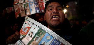 Post de La sospecha de fraude electoral a favor de Morales provoca fuertes protestas en Bolivia