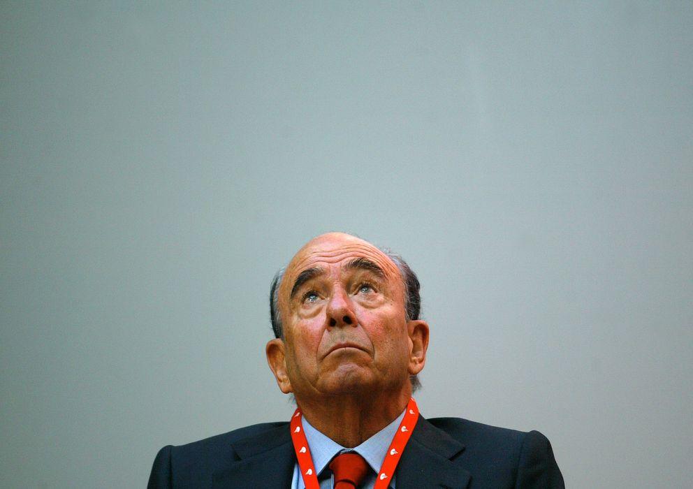 Foto: Fotografía de archivo de Emilio Botín (Reuters)