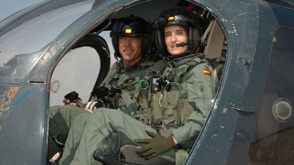 'Si eres mujer, no tienes ni idea', cómo el ejército echó a esta piloto de reactor