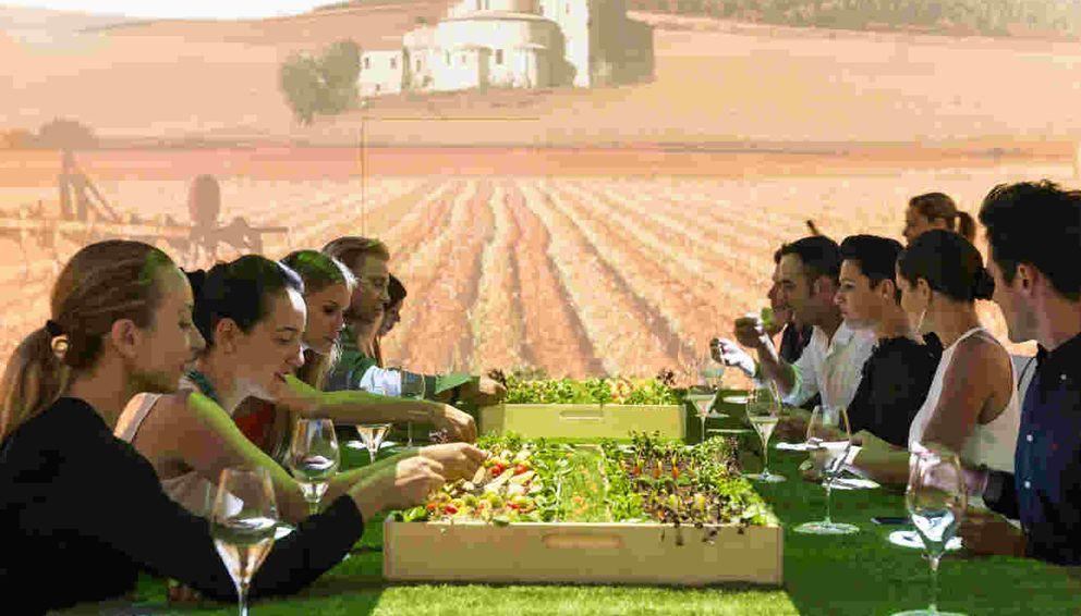 Foto: Sublimotion, de Paco Roncero ¡el restaurante más caro del mundo!