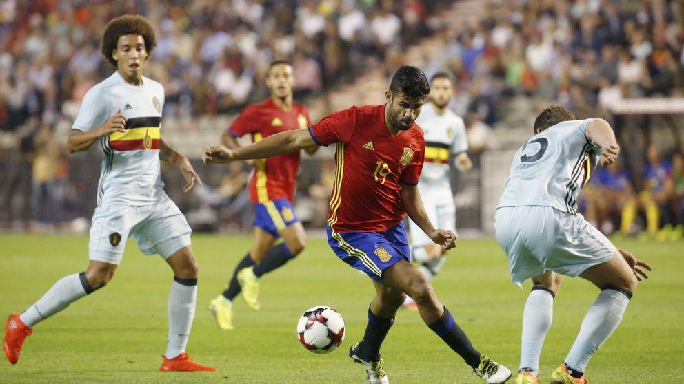 Lopetegui ofrece a Diego Costa lo que no cumplió Del Bosque