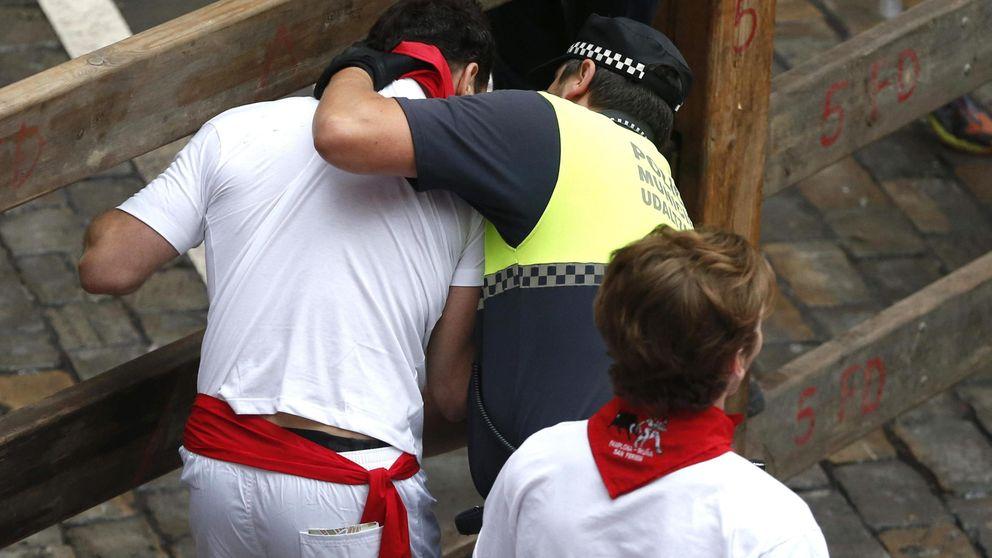Plan contra las violaciones en Sanfermines: policía 'secreta' y cámaras