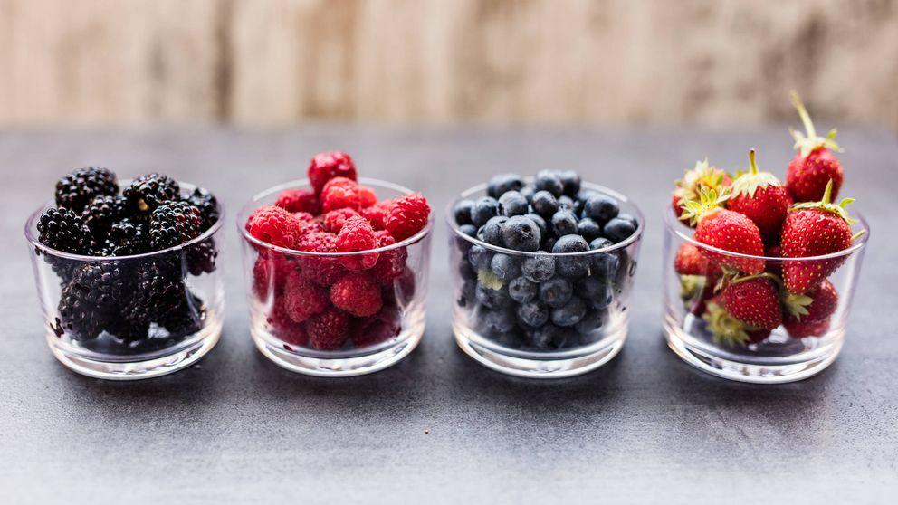 Propiedades nutricionales de cada una de las frutas del bosque