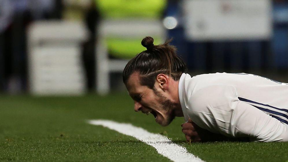 Foto: Gareth Bale, durante el partido del Real Madrid contra la Unión Deportiva Las Palmas. (EFE)