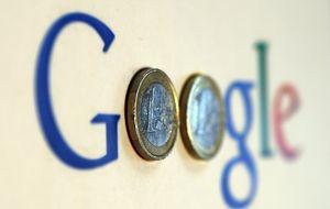 Los ingresos de Google no cumplen con las expectativas