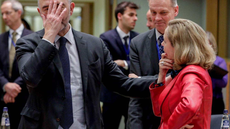El Eurogrupo invita al optimismo mirando de reojo la desaceleración