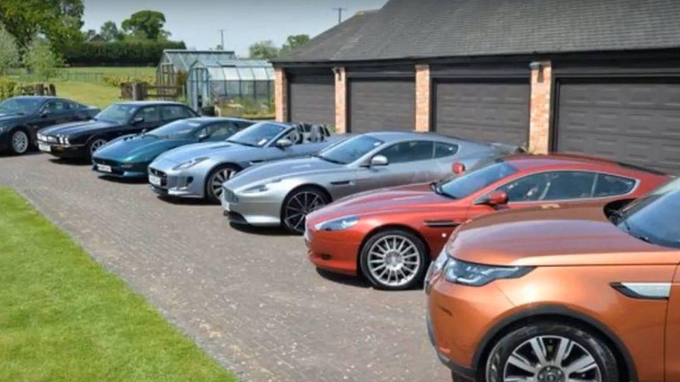 Un coche para cada día, el sueño cumplido de un ganador de la lotería