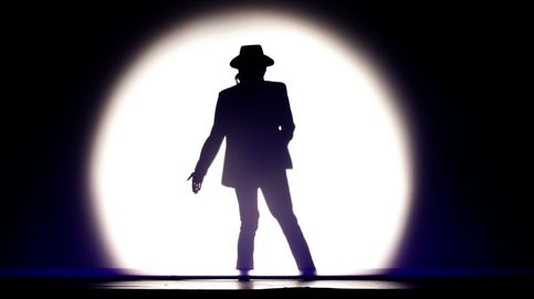 Michael Jackson llega a Madrid