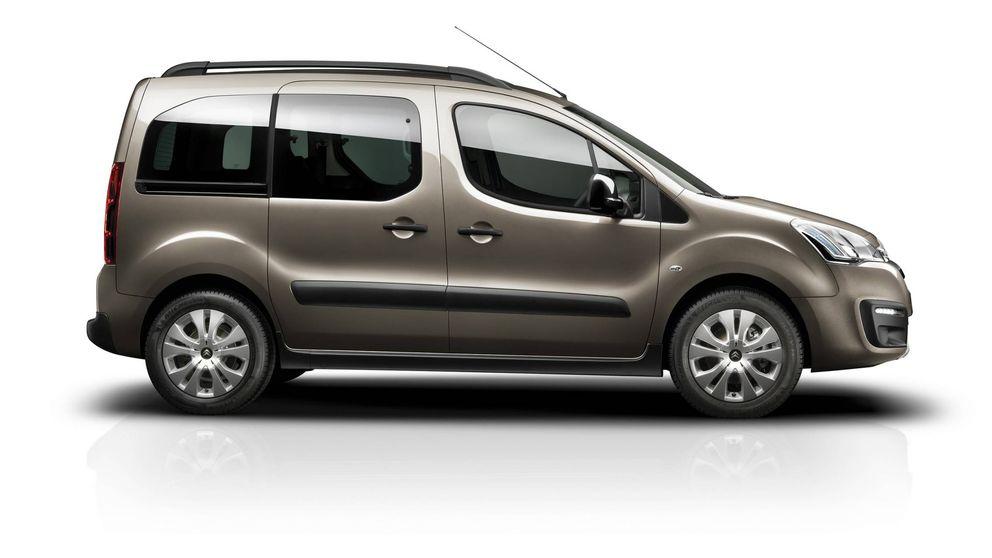 Citroën Berlingo, un revolucionario del reparto urbano cumple 20 años